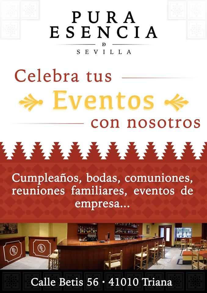organización de eventos y reuniones de grupos en Sevilla en tablao flamenco