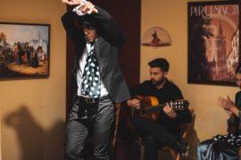 espectáculo de baile en Sevilla en Pura Esencia Flamenco