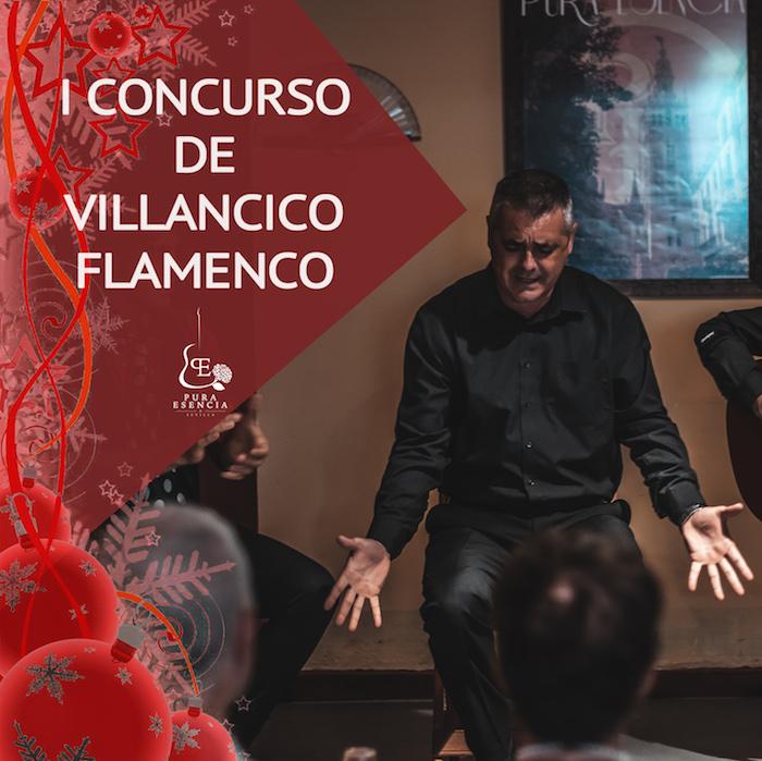 concurso villancico flamenco en Sevilla 2018