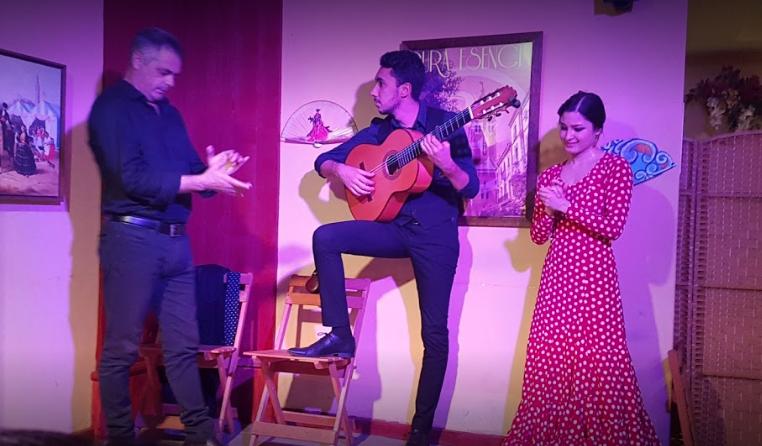 Mejor espectaculo de flamenco en Sevilla