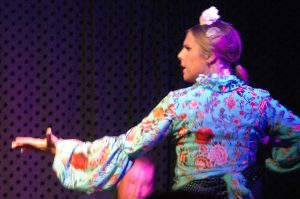 tablao flamenco en Triana