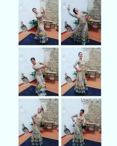 flamenco al aire libre