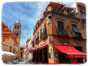 flamenco y tapas sevilla