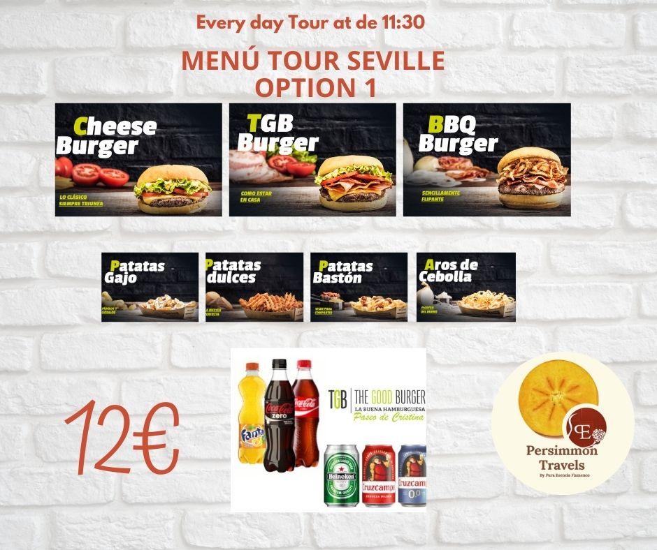 menu tour