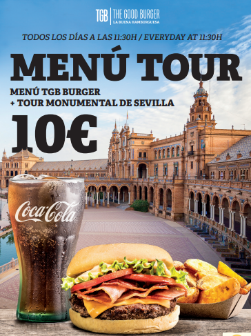 menu tour sevilla