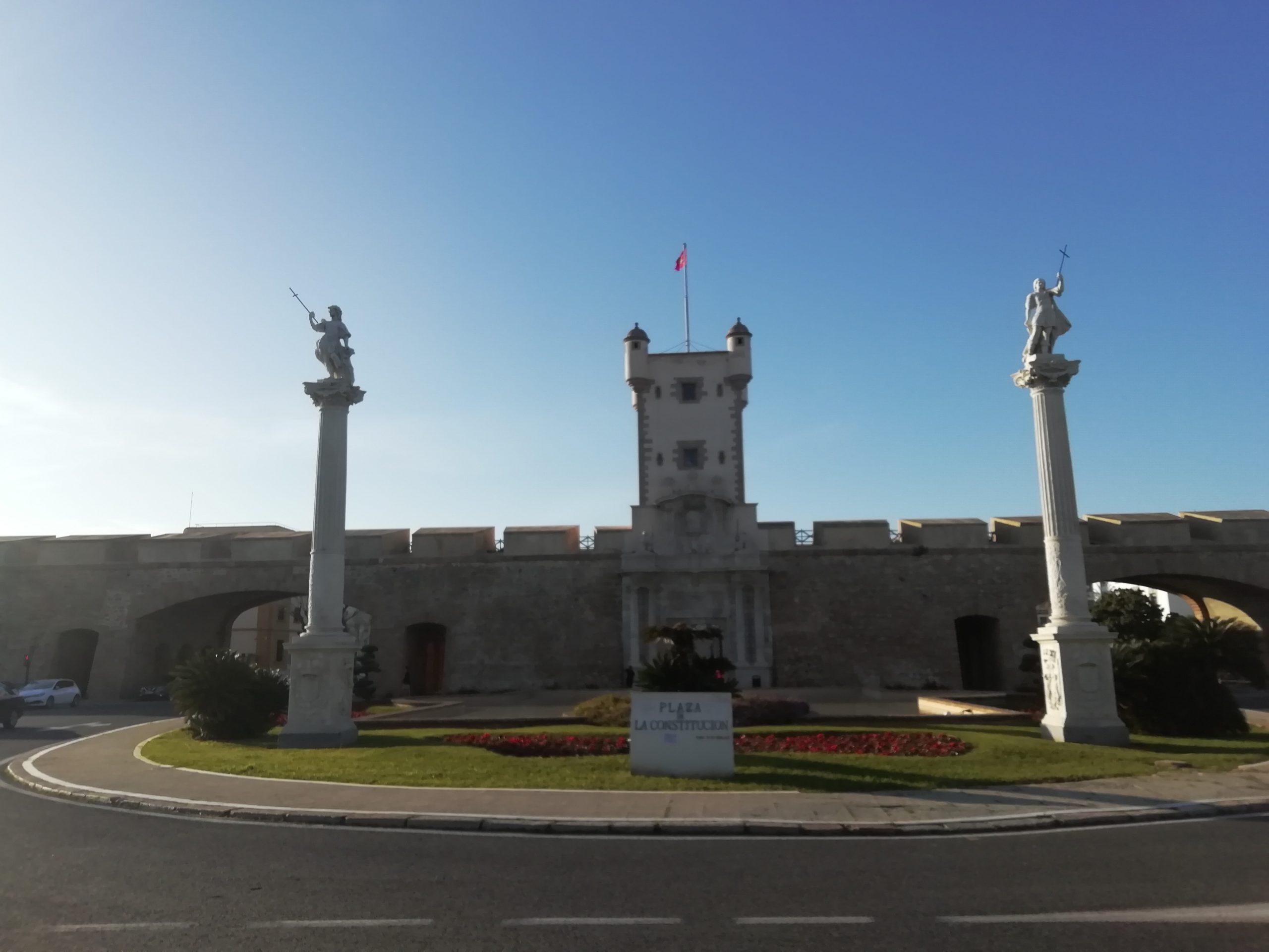 Puertas de Tierra en Cádiz